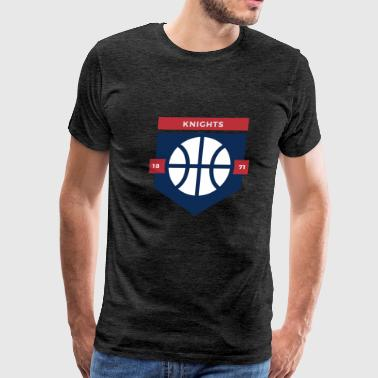 Basketball design - Men's Premium T-Shirt