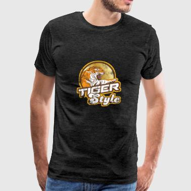 Tiger Style - Men's Premium T-Shirt