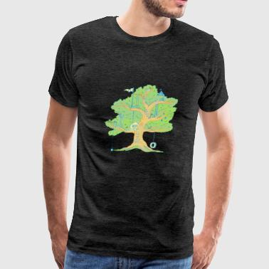 Epic Treehouse - Men's Premium T-Shirt