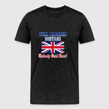 britain - Men's Premium T-Shirt