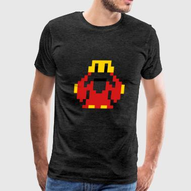 It's dangerous to go alone! Take this! - Men's Premium T-Shirt