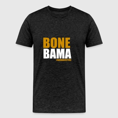 Bone Bama - Men's Premium T-Shirt