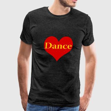 Love Dance - Men's Premium T-Shirt
