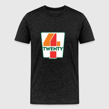4 Twenty - Men's Premium T-Shirt