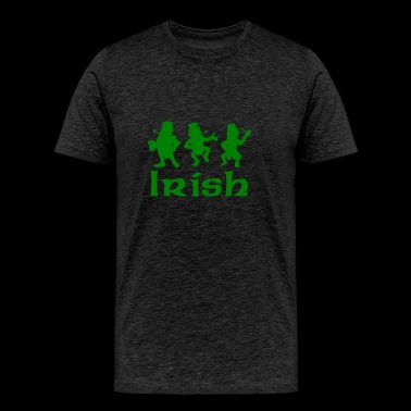 Leprechauns St. Patrick's Day - Men's Premium T-Shirt