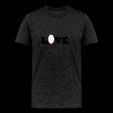 Rugby Love - Men's Premium T-Shirt