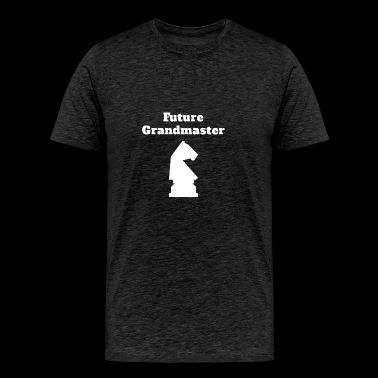 Future Grandmaster - Men's Premium T-Shirt