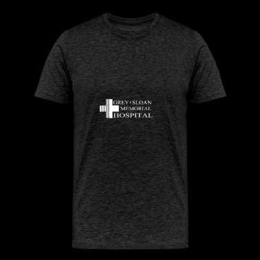 Grey Sloan Memorial Hospital - Men's Premium T-Shirt