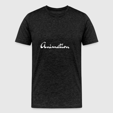 Animation classic - Men's Premium T-Shirt