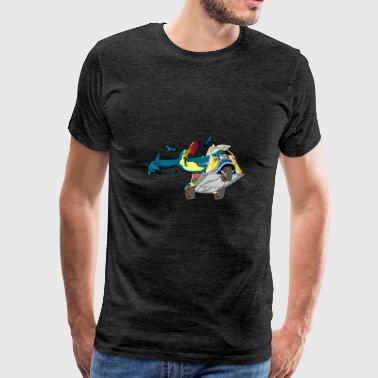 Tuk tuk Toucan - Men's Premium T-Shirt