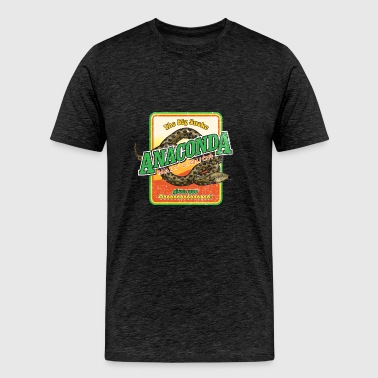 Anaconda_copy - Men's Premium T-Shirt