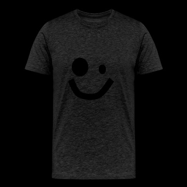 ROBLOX FACE - Men's Premium T-Shirt