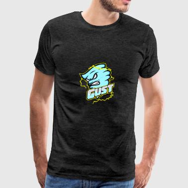 Gust eSports Light Blue Apparel - Men's Premium T-Shirt