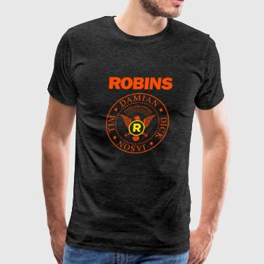 ROBINS - Men's Premium T-Shirt