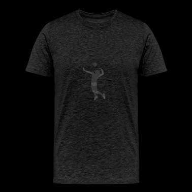 Volleyball Player - Men's Premium T-Shirt
