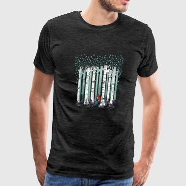 The Birches - Men's Premium T-Shirt