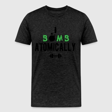 Bomb Atomically - Men's Premium T-Shirt