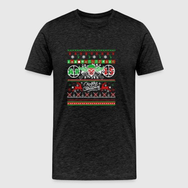 AR 15 Shirt - AR 15 Christmas Shirt - Men's Premium T-Shirt