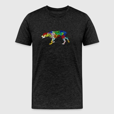 German Shorthair Pointer Shirt - Men's Premium T-Shirt