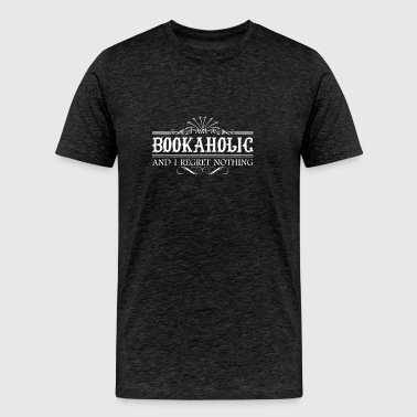 Bookaholic Shirt - Men's Premium T-Shirt