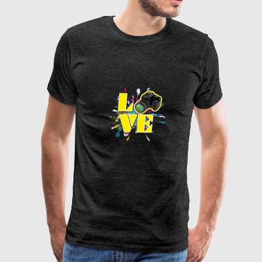 Love for Photography - Men's Premium T-Shirt