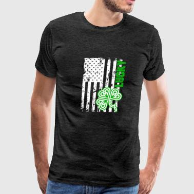 St Patrick's Day Lucky Shirt - Men's Premium T-Shirt