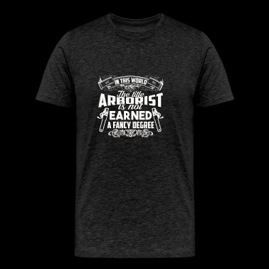 The Title Arborist Title Shirt - Men's Premium T-Shirt
