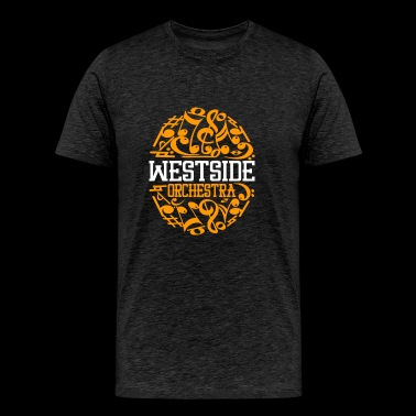 WESTSIDE ORCHESTRA - Men's Premium T-Shirt