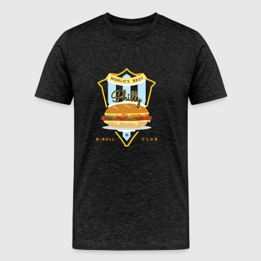 Philadelphia Cheesesteaks - Men's Premium T-Shirt