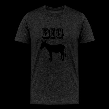 BIG ASS - Men's Premium T-Shirt