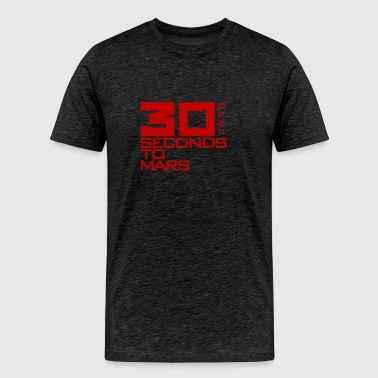 30 Second to Mars Shannon Jared Leto Rock Band Tou - Men's Premium T-Shirt
