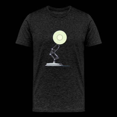 Pixar Lamp - Men's Premium T-Shirt