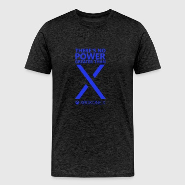 There s No Power Greater Than PS4 - Men's Premium T-Shirt