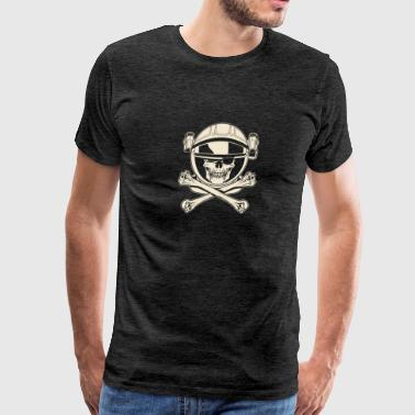 Space Pirate - Men's Premium T-Shirt