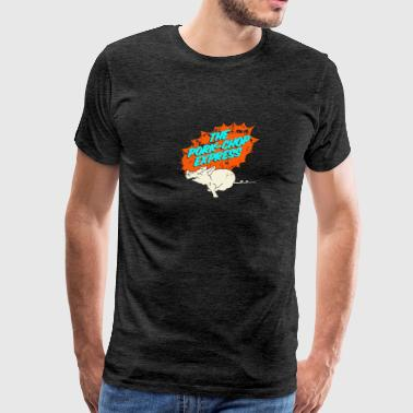 The Pork-chop Express - Men's Premium T-Shirt