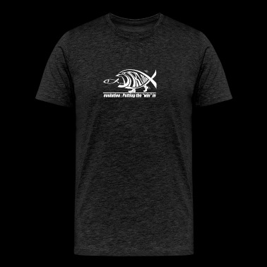 Darwin Evolution - Men's Premium T-Shirt