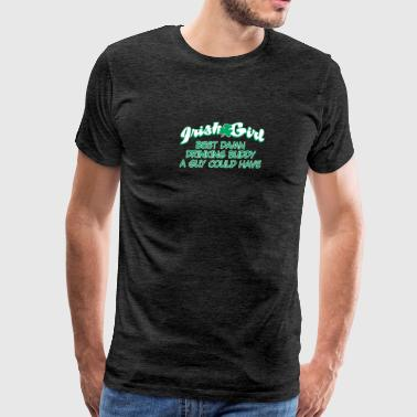 Drinking Buddy - Men's Premium T-Shirt