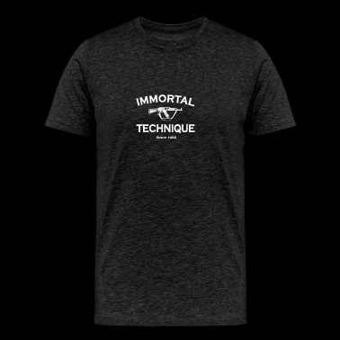 Immortal Technique - Men's Premium T-Shirt