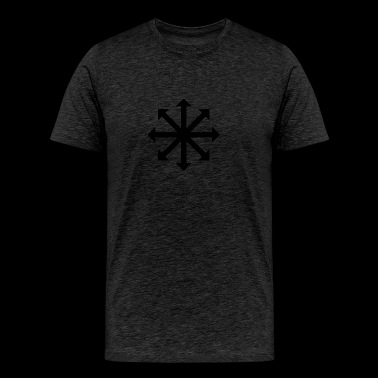 SYMBOL-OF-CHAOS - Men's Premium T-Shirt
