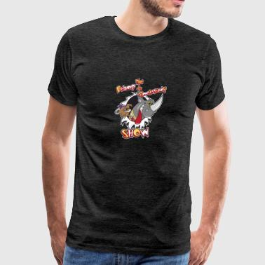 The Bebop and Rocksteady Show - Men's Premium T-Shirt