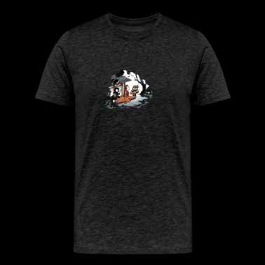 Halloween Decoy - Men's Premium T-Shirt