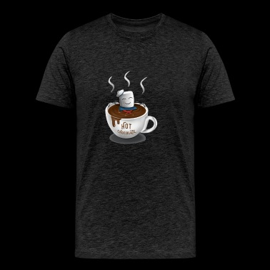 Marshmallow Man - Men's Premium T-Shirt