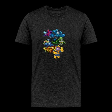 Marvel Villains - Men's Premium T-Shirt