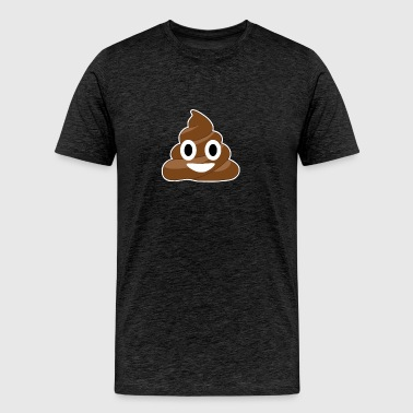 Pile of Poo - Men's Premium T-Shirt