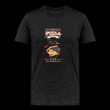 World s Best Pizza - Men's Premium T-Shirt