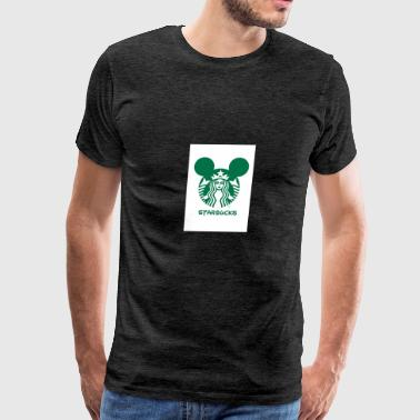 starbucks for life - Men's Premium T-Shirt
