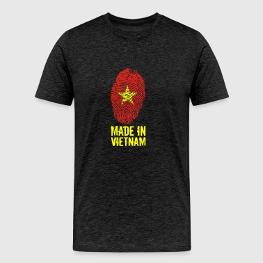 Made In Vietnam / Việt Nam / 共和社會主義越南 - Men's Premium T-Shirt