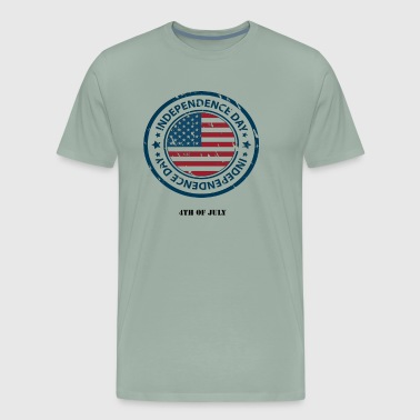 independence day t-shirt 4th of july - Men's Premium T-Shirt