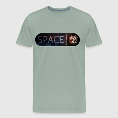 Space Splendor - Men's Premium T-Shirt