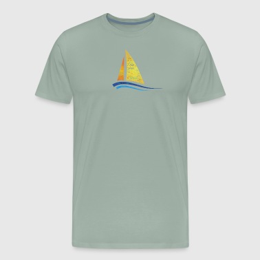 Yachting Vibe - Men's Premium T-Shirt